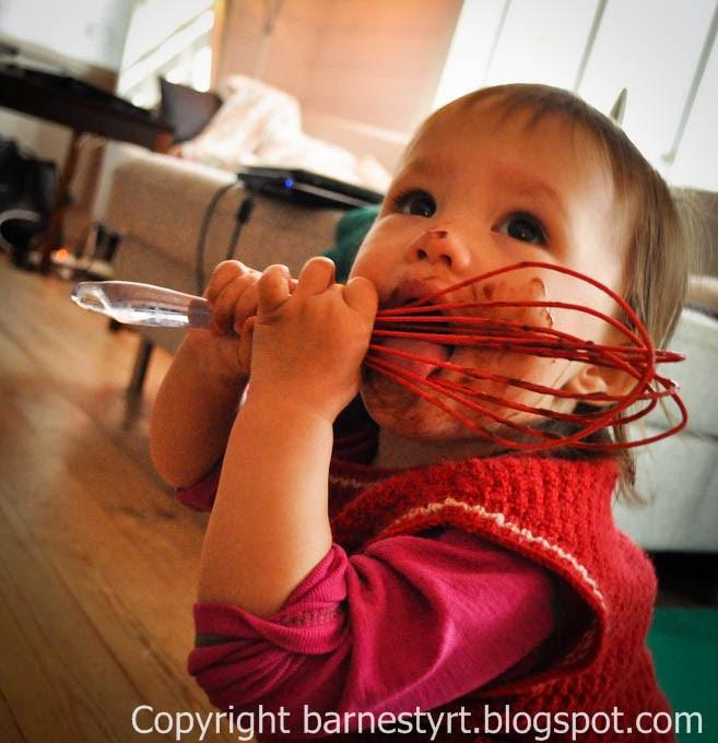 Baby led cooking :: Baby led for viderekomne del II