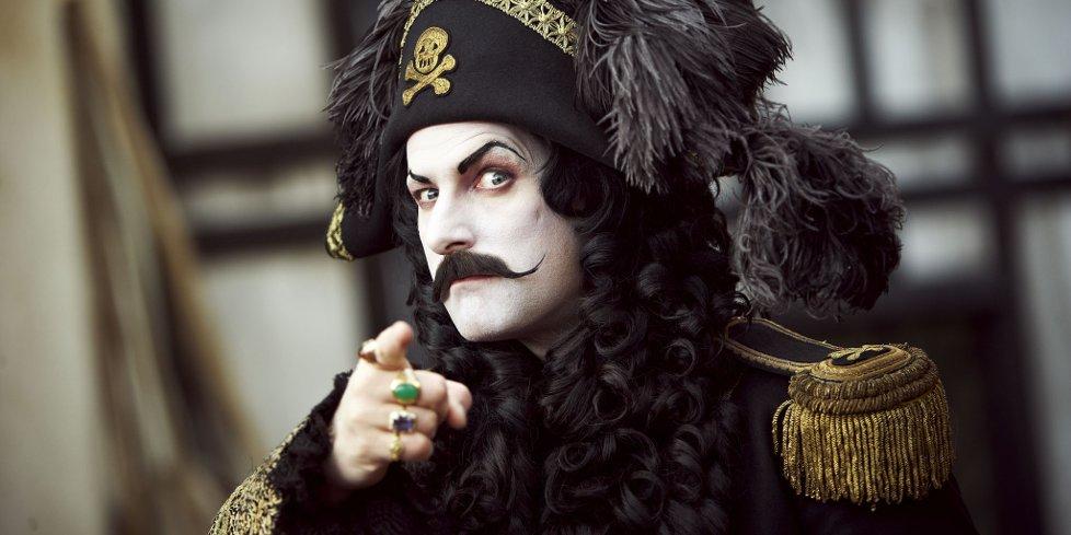 Pirat eller prinsesse?