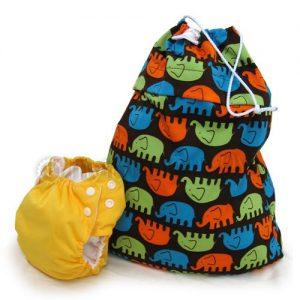 Bæreglede Muksut våtpose