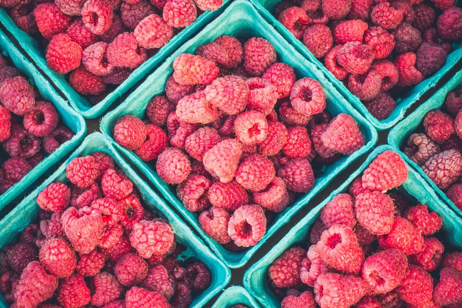 Raspberry Photo by Fancycrave on Unsplash